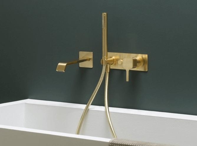 No Salone del Mobile de 2018, a Ritmonio apresentou a nova série TAORMINA: simplicidade e elegância para a casa de banho do futuro.