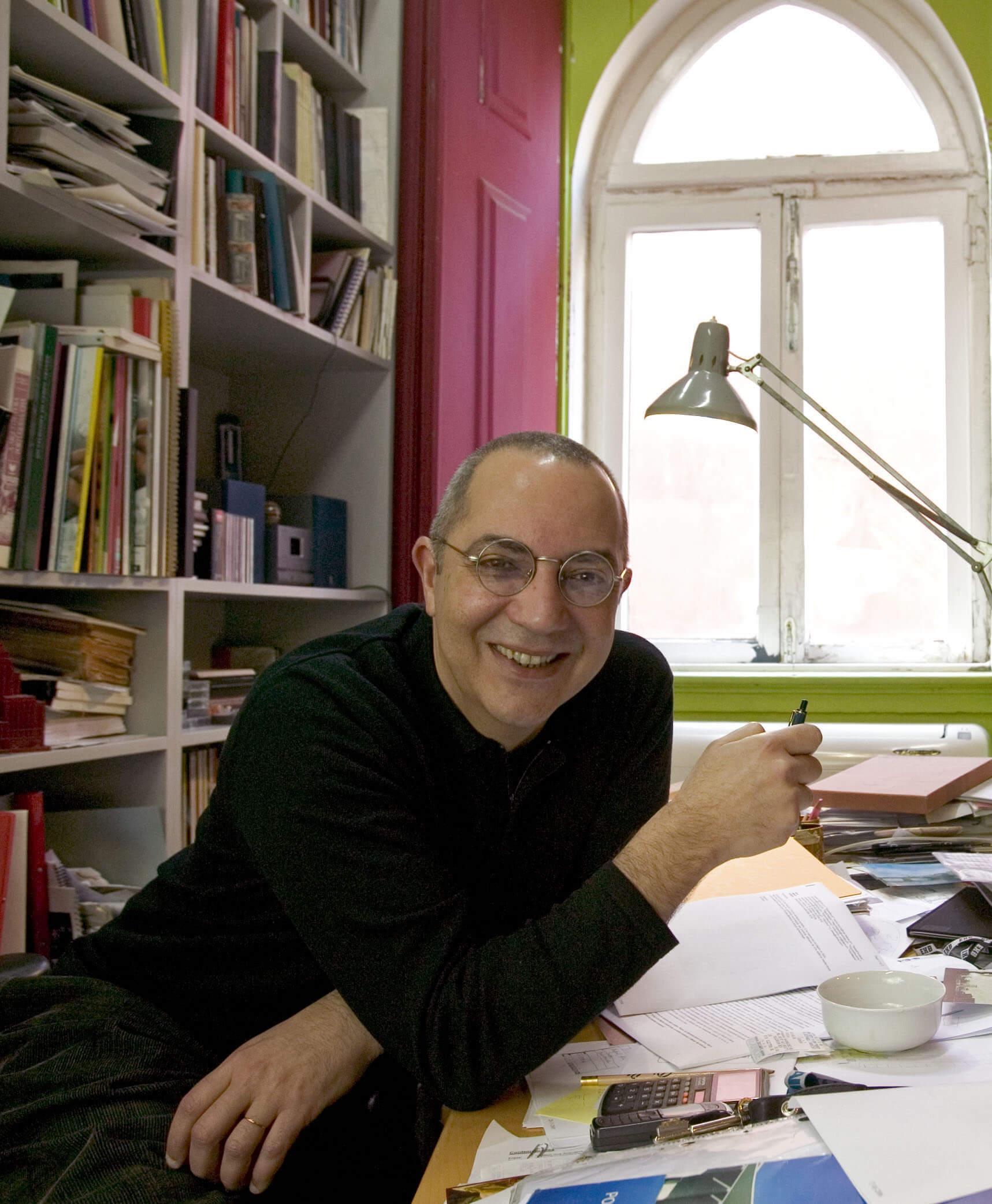 O adeus ao arquiteto Manuel Graça Dias