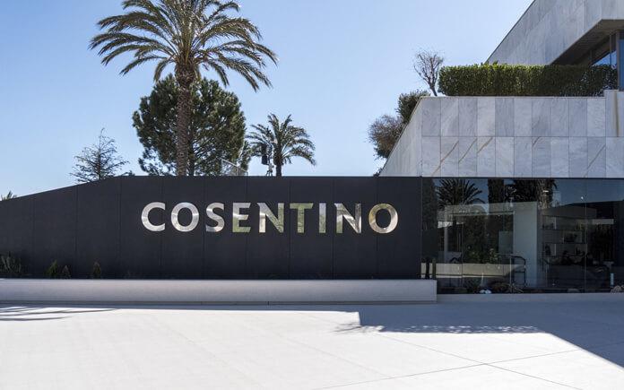 Grupo Cosentino alcança os 984,5 milhões de euros de faturação em 2018, com um EBITDA recorde de 143 milhões