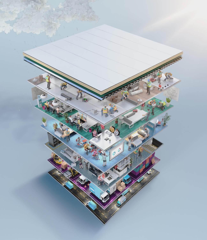 Nova tecnologia de impermeabilização de coberturas chega a Portugal com a BMI