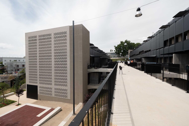 Projeto de habitação social do atelier Cerejeira Fontes Arquitectos considerado o melhor do país