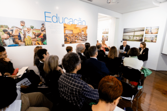 Apresentação do Rocagallery.com em Portugal