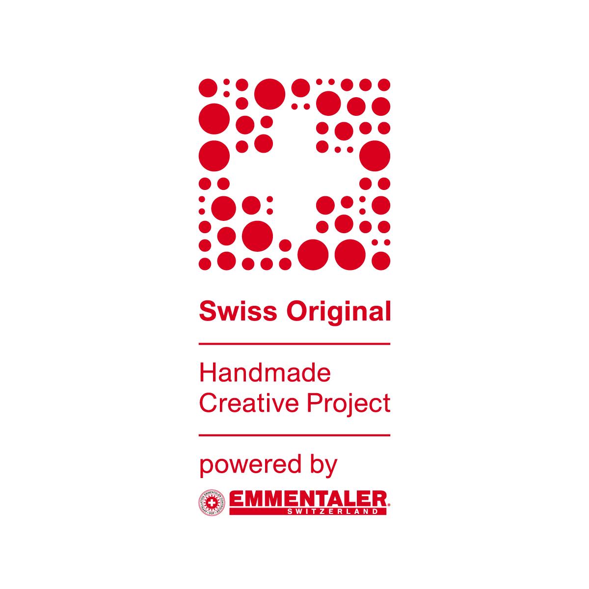 Swiss Original Handmade Creative Project (Award Eur 36,000)