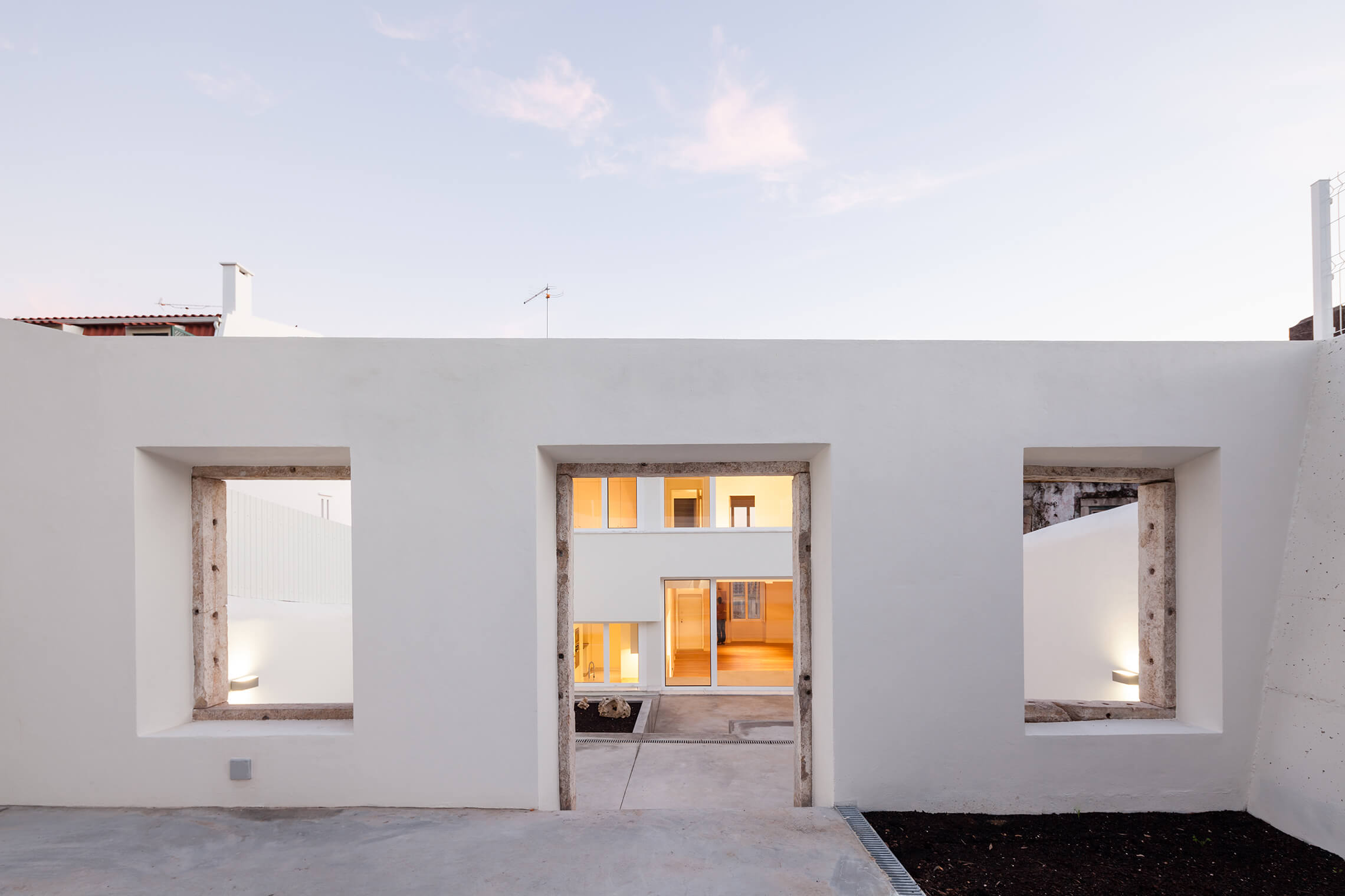 CAIS / House Refurbishment in Ajuda / Lisboa, Portugal / 2015