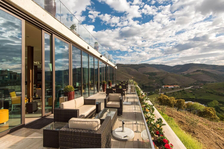 Novo hotel Vila Galé no Douro com produtos Sanindusa