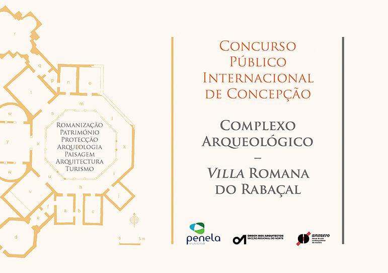 Complexo Arqueológico da Villa Romana do Rabaçal . Penela