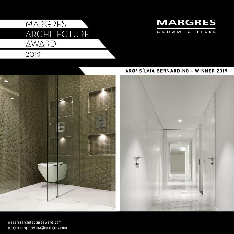 Arquiteta Sílvia Bernardino é a vencedora da 4ª edição do Prémio Margres Arquitetura 2019