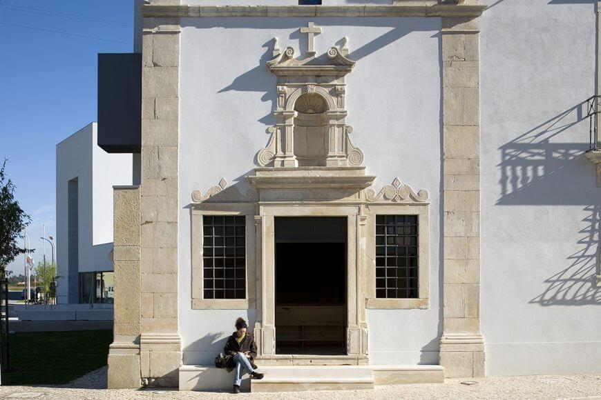 Biblioteca Municipal de Ílhavo