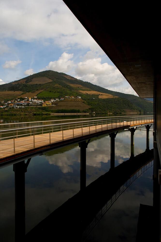 Cais Turístico e Fluvial da Folgosa