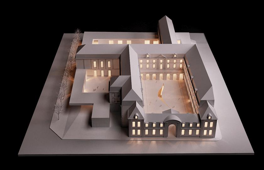 Aires Mateus vencem concurso para o futuro Museu de Belas-Artes de Reims em França