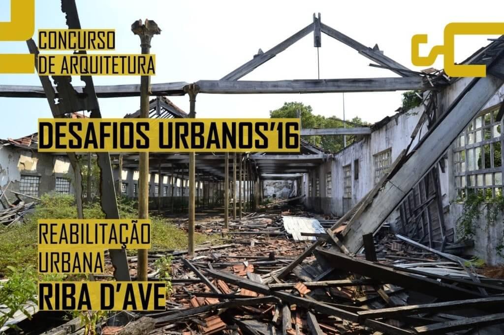 Concurso de Ideias Desafios Urbanos'16