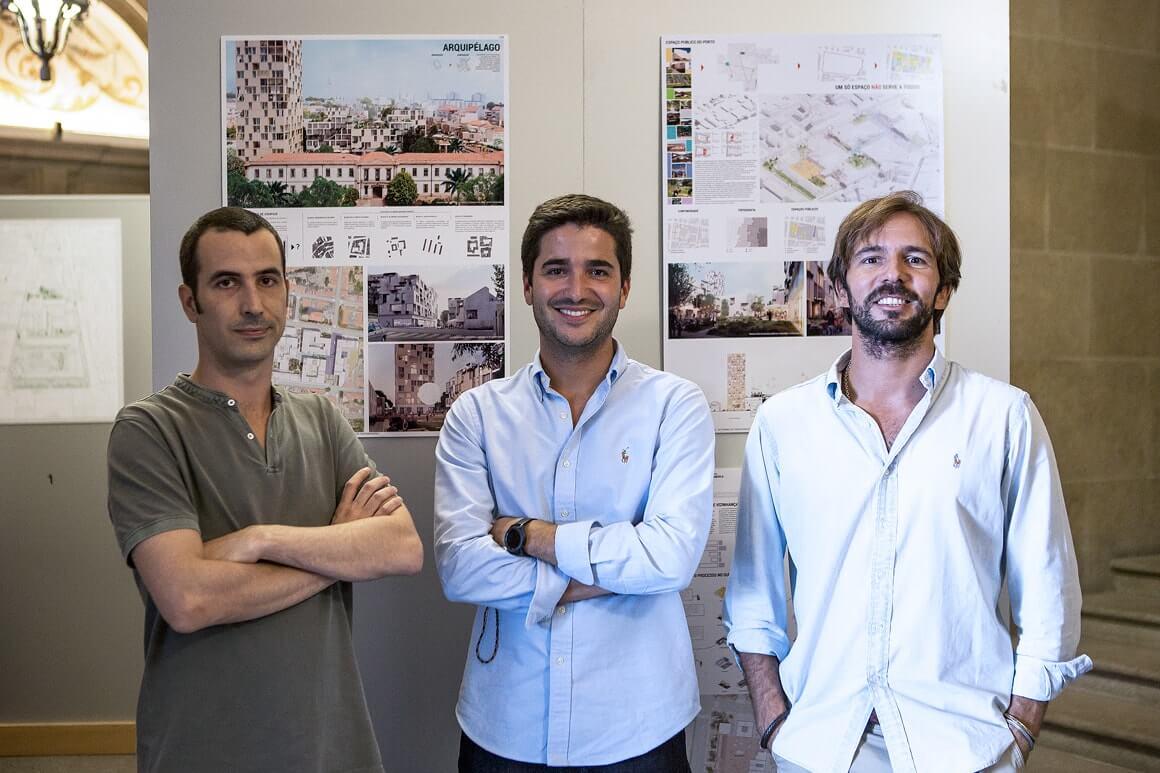 Gabinete de arquitetos Mass Lab vence o Concurso de Ideias para Monte Pedral