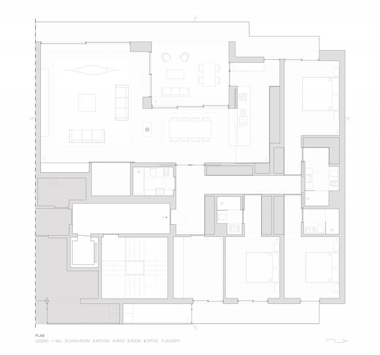Apartamento Pátio