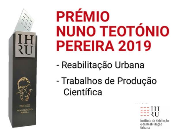 Prémio Nuno Teotónio Pereira