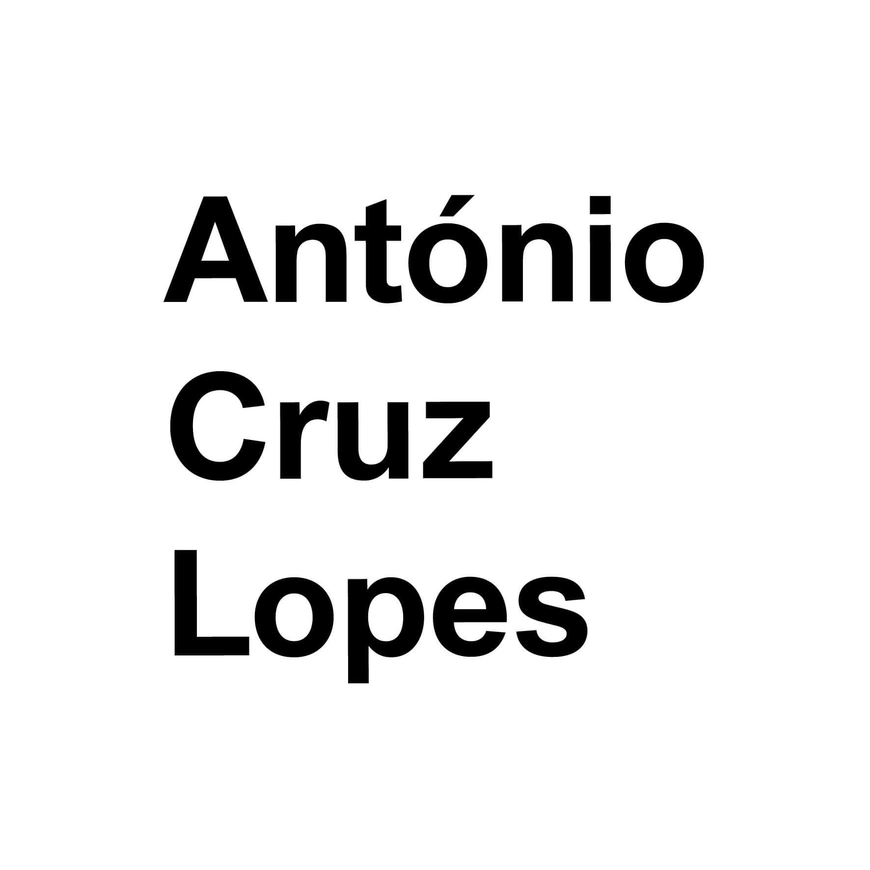 António Cruz Lopes | Arquitecto