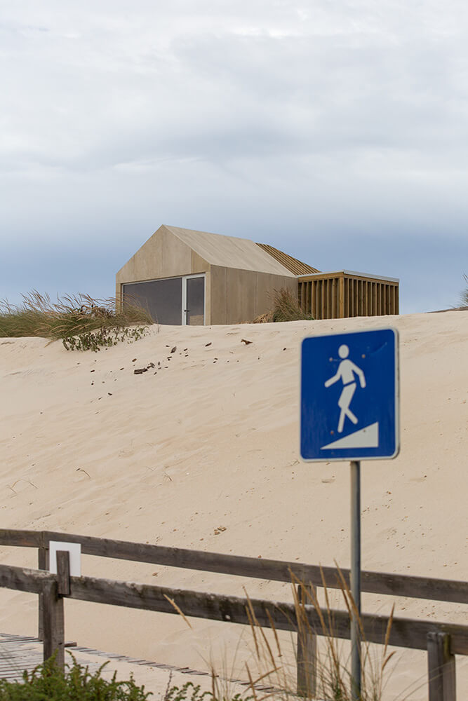 Apoio Praia do Areão | Vagos