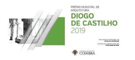 Prémio Municipal de Arquitectura Diogo de Castilho 2019