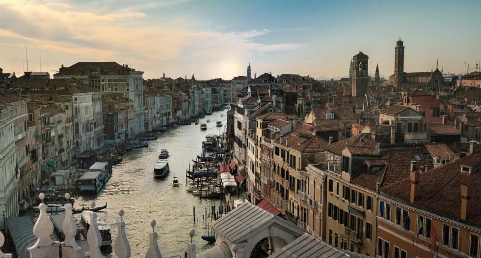 #VeniceCall