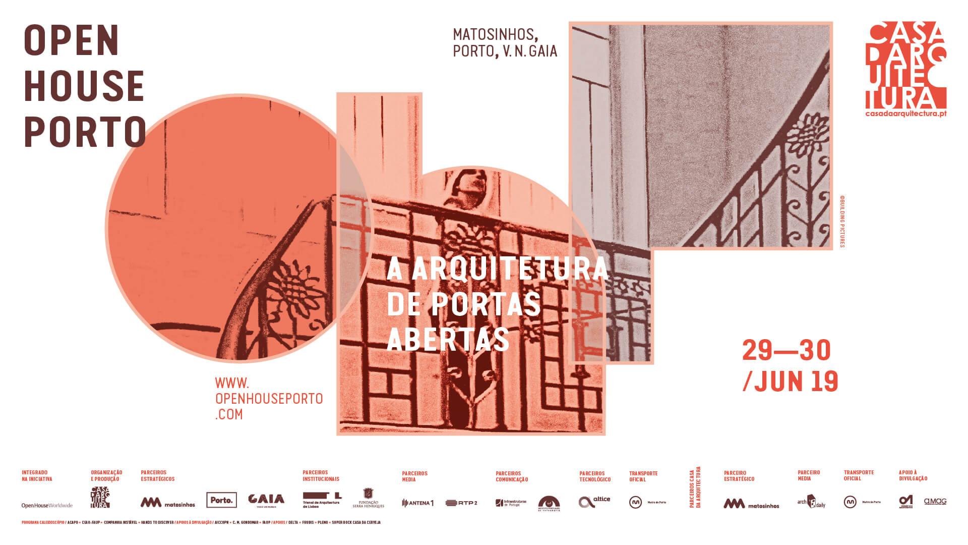 5ª edição Open House Porto