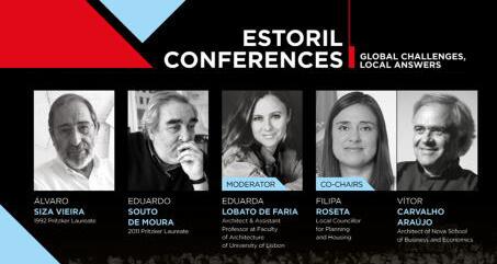 Arquitetura e o Direito à Felicidade com Siza Vieira e Souto de Moura