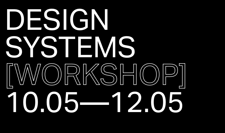 Workshop Design Systems