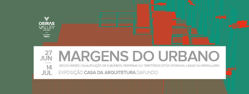 Exposição 'Margens do Urbano'