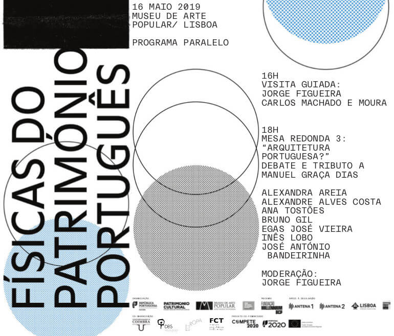Arquitectura portuguesa? Debate e tributo a Manuel Graça Dias