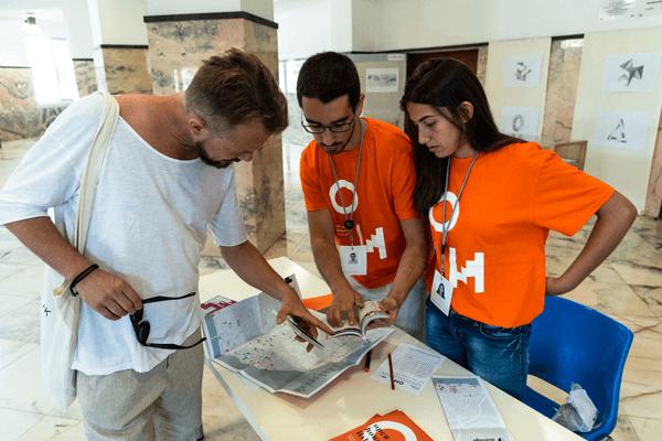 Open House Lisboa 2019: Voluntários