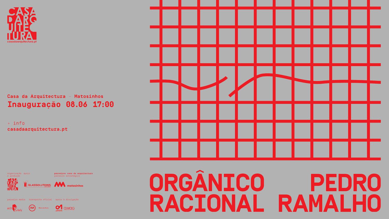 """""""Orgânico Racional"""" . Exposição Individual de Pedro Ramalho"""
