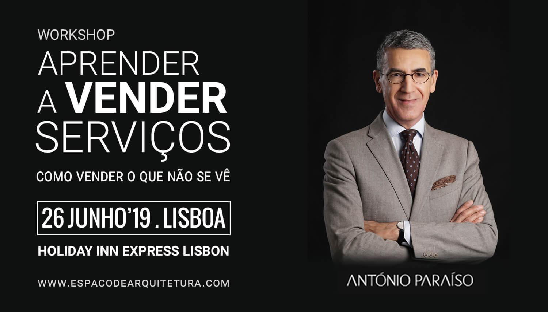 Workshop . Aprender a Vender Serviços . Lisboa