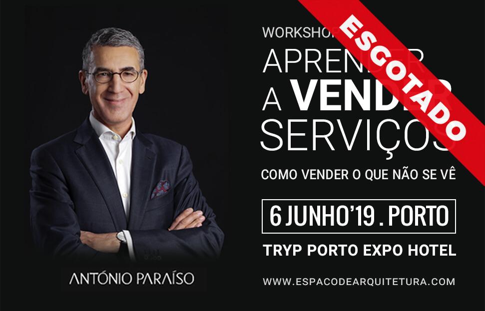 Workshop . Aprender a Vender Serviços . Porto