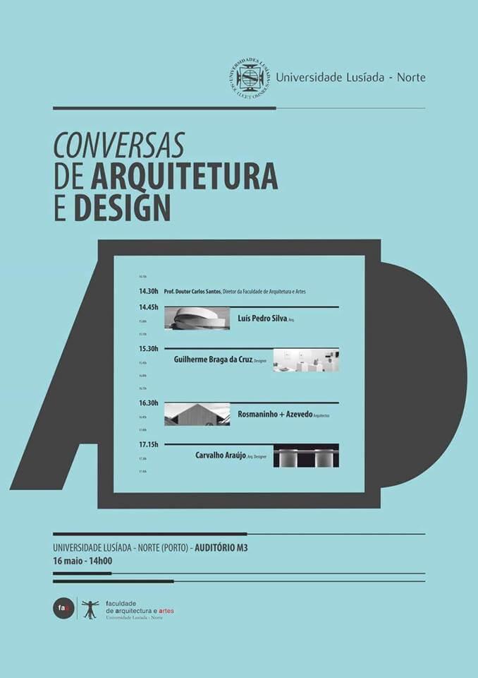 Conversas de Arquitetura e Design