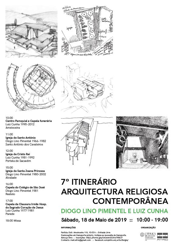 7º Itinerário de Arquitectura Religiosa Contemporânea