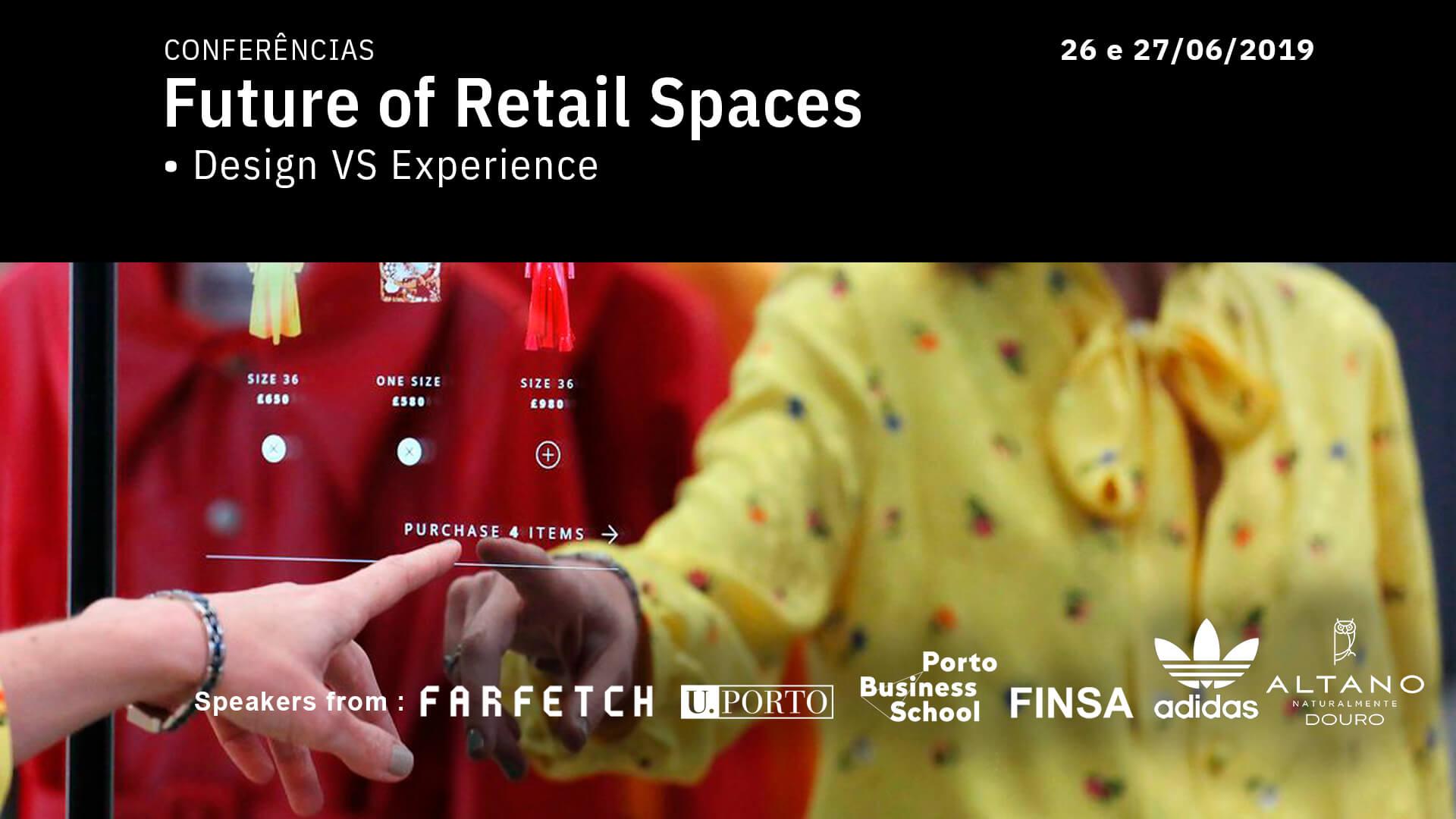 O Futuro dos Espaços de Retail | Design vs Experiência