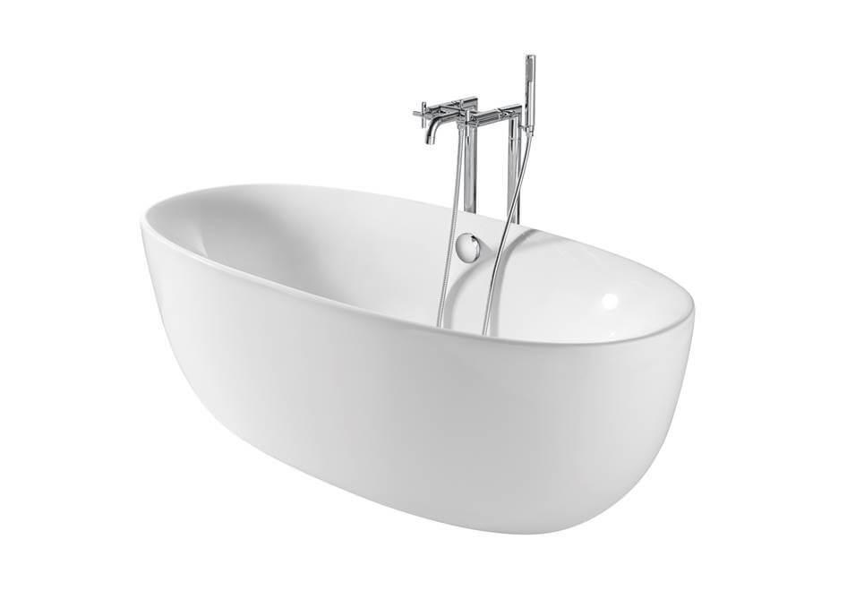 Virginia: a nova banheira que combina com conforto