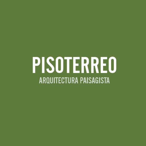 Pisoterreo Arquitectura Paisagista