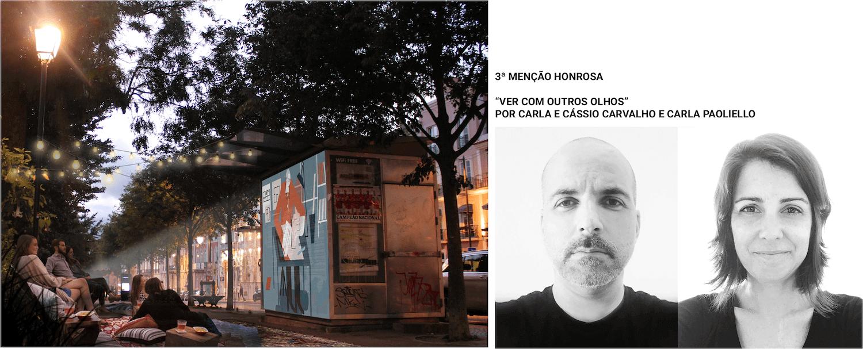 Catarina Croft e Amílcar Nunes vencem o Open Call – Bairro das Artes 2019