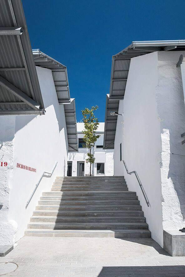 Projeto de Cerejeira Fontes Architects distinguido com Prémio Internacional