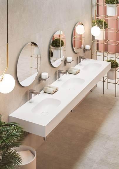 Modo: a concretização dos espaços de banho idealizados por si