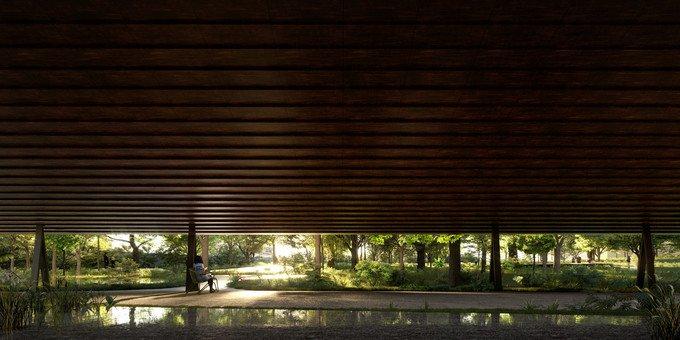 Kengo Kuma é o arquitecto escolhido para projectar a ampliação do jardim da Gulbenkian