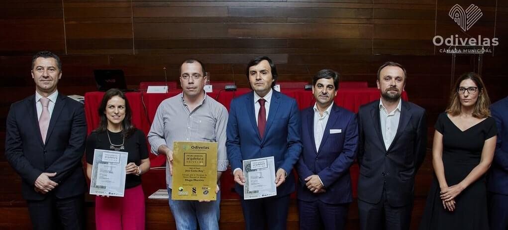 Atelier Traço Criativo e Estúdio AMATAM distinguidos no Prémio Municipal de Arquitectura de Odivelas 2019
