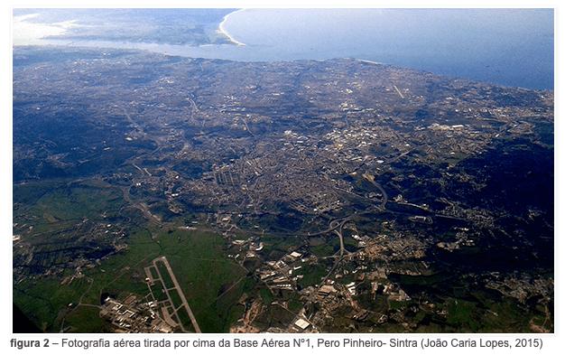 A MANCHA, A LINHA E O PONTO. A metropolização de Lisboa revisitada