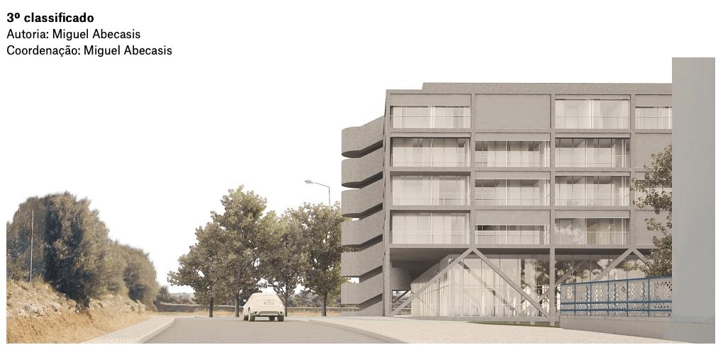 Gil Menezes Cardoso vence concurso Projeto Municipal de Habitação em Carcavelos