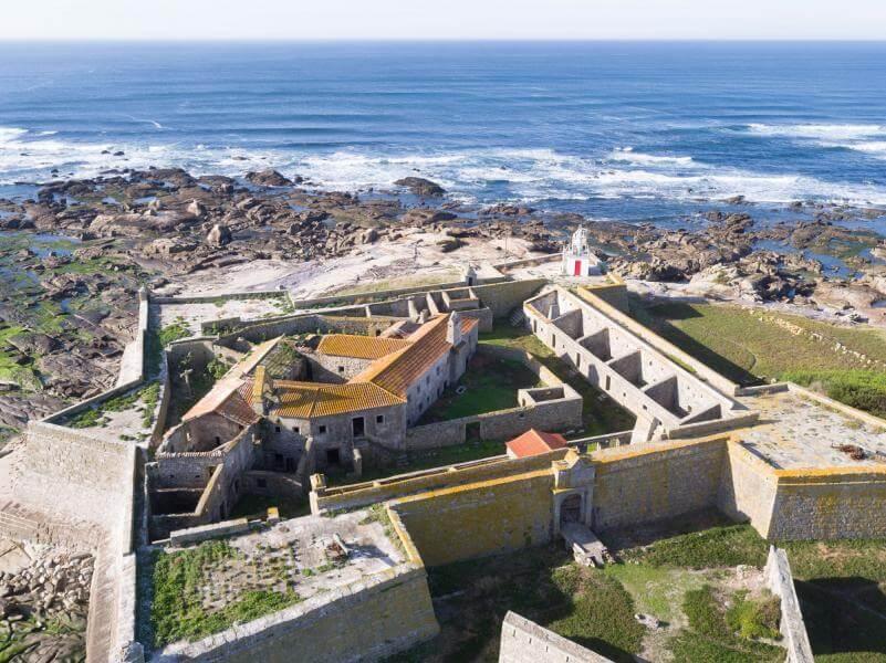 Concurso público para concessão do Forte da Ínsua em Caminha