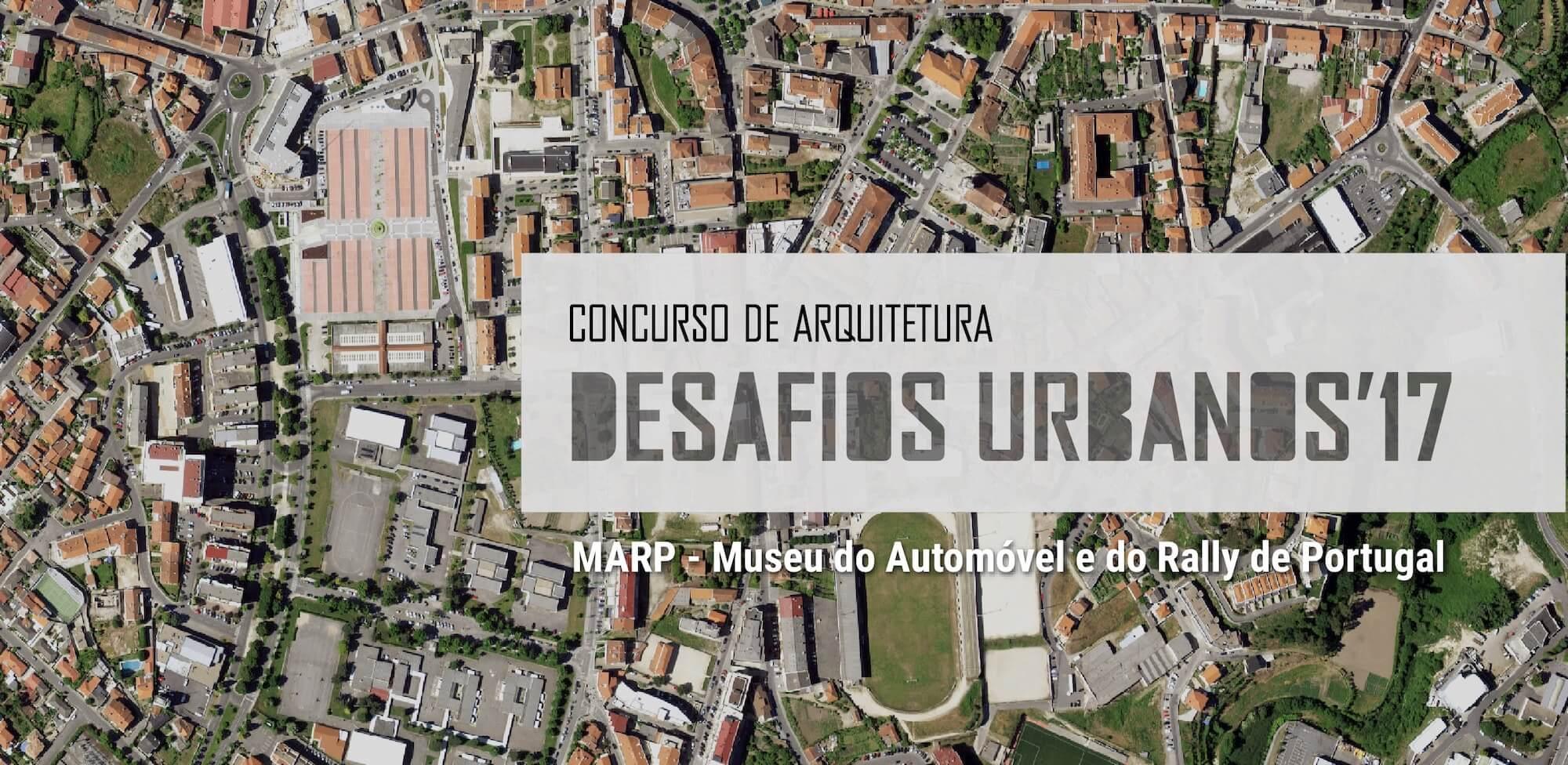 Resultados do Concurso de Ideias Desafios Urbanos'17
