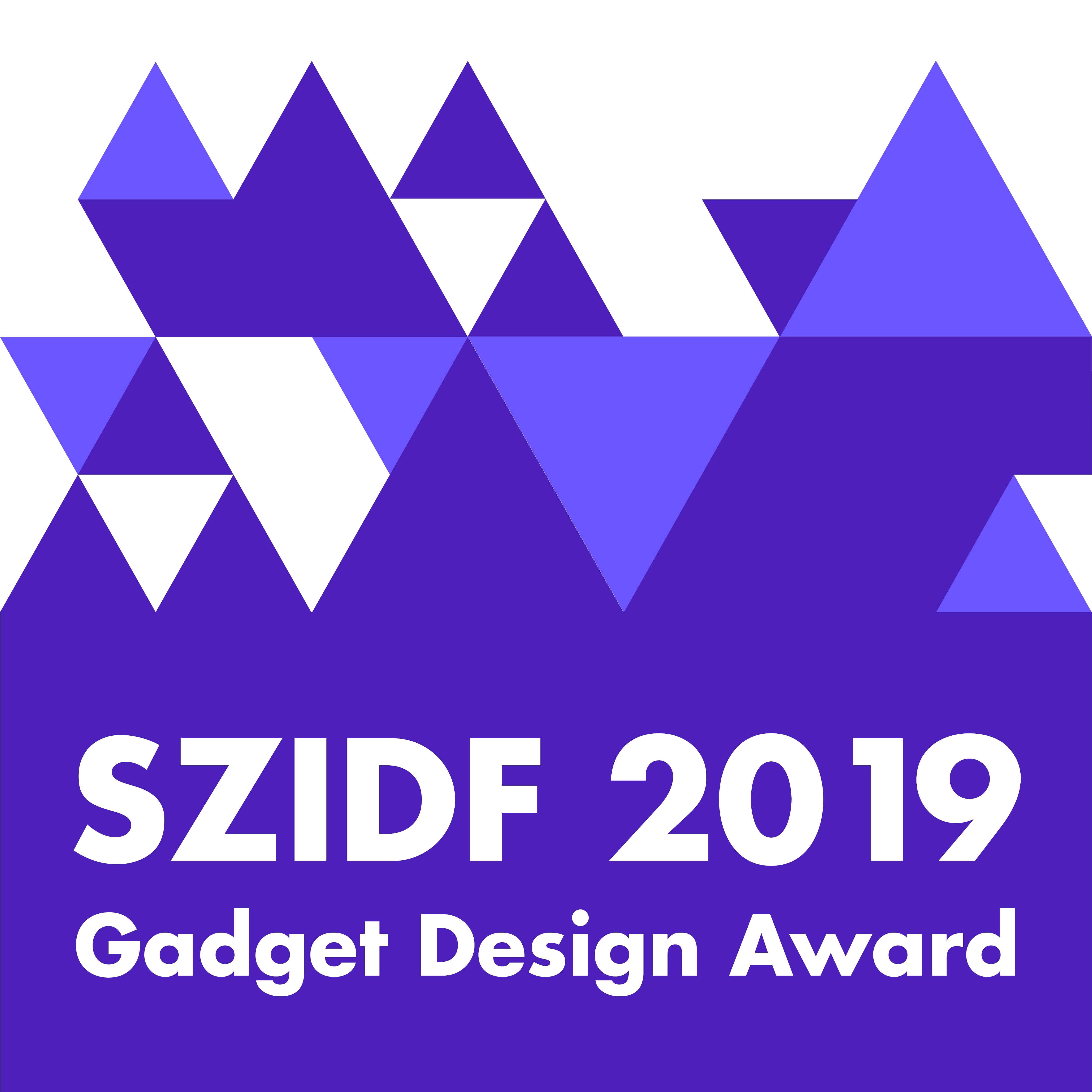 SZIDF 2019 Gadget Design Award