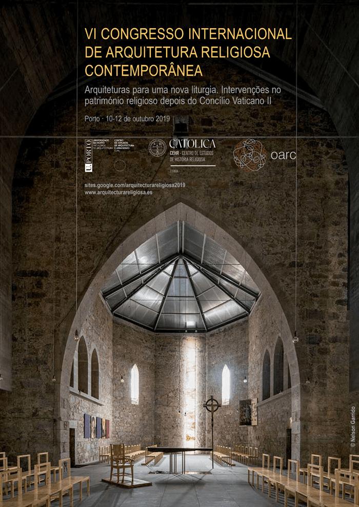 VI Congresso Internacional de Arquitectura Religiosa Contemporânea