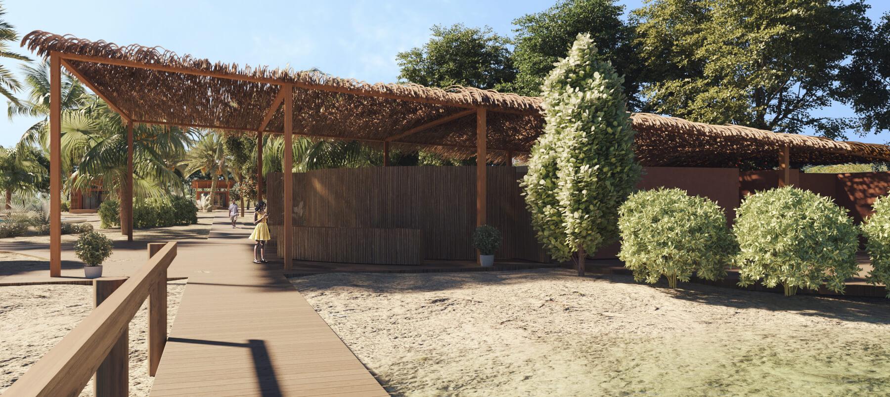 Resort Benin