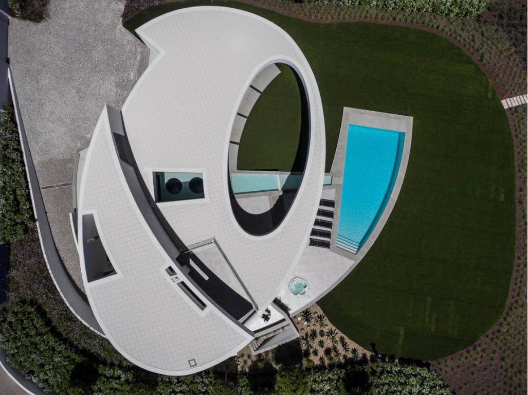 Casa Elíptica