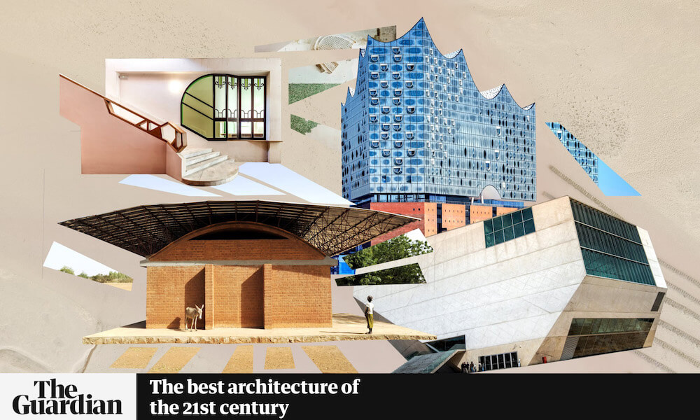 """Casa da Música entre os 25 edifícios com melhor arquitetura do séc. XXI distinguidos pelo """"The Guardian"""""""